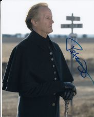 P80PF PETER FONDA SIGNED GHOST RIDER SIGNED 10X8 PHOTO